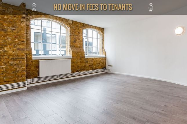 Thumbnail Flat to rent in Tyssen Street, London