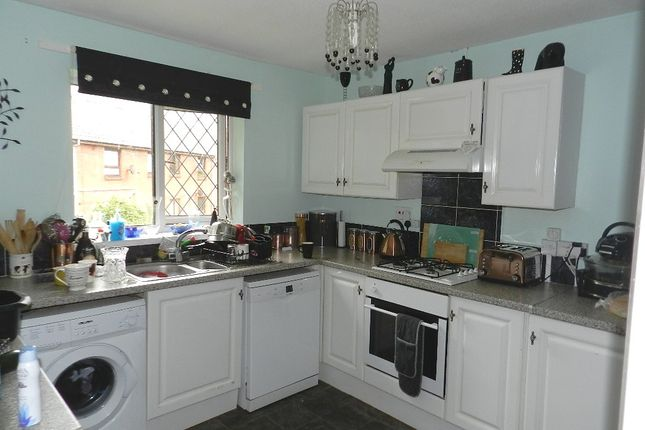 Kitchen of F.F. Flat 42 Nebo Estate Ystrad, Rhondda Cynon Taff CF41