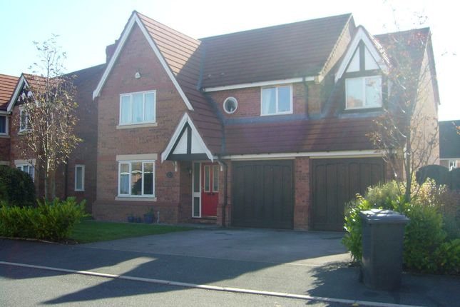 Thumbnail Detached house to rent in Waterslea Drive, Bolton