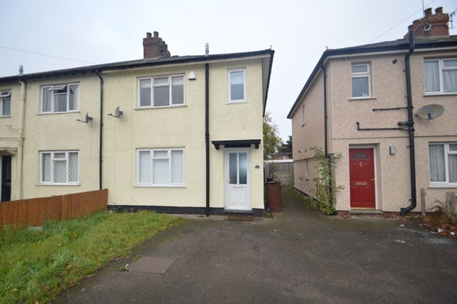 Thumbnail Semi-detached house to rent in Norton East Road, Norton Canes