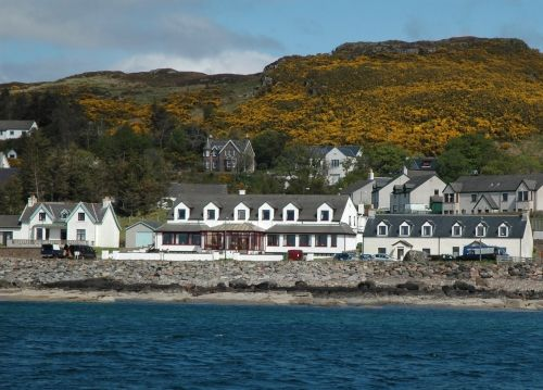 Thumbnail Detached house for sale in Gairloch, Highland