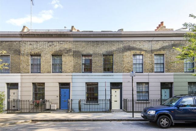 Thumbnail Terraced house to rent in Wharfdale Road, Kings Cross, London