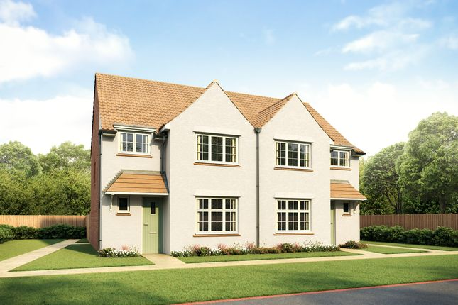 Thumbnail Semi-detached house for sale in Plots 5, 6 & 20 - The Ludlow, Grove Lane, Stonehouse