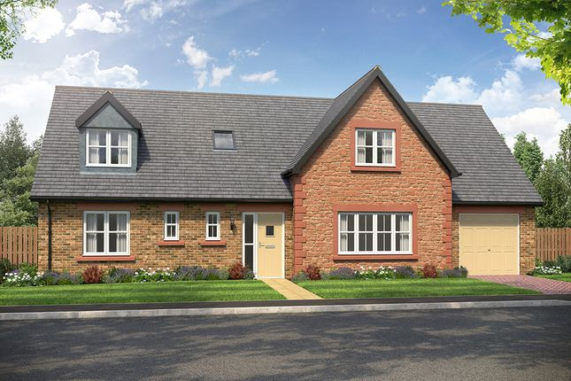 """4 bed bungalow for sale in """"Richmond"""" at Greystoke, Penrith CA11"""