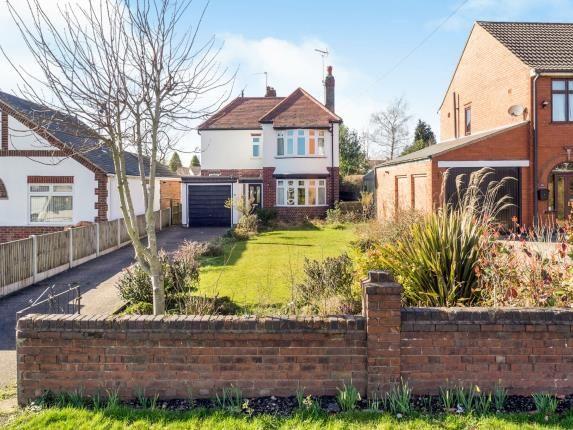 Thumbnail Detached house for sale in Derby Road, Kirkby-In-Ashfield, Nottingham