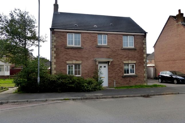 Thumbnail Detached house for sale in Mariners Quay, Port Talbot