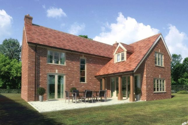 Thumbnail Detached house for sale in The Street, East Knoyle, Salisbury