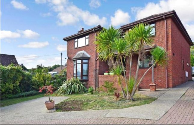 Thumbnail Detached house for sale in Rochester Road, Halling, Kent