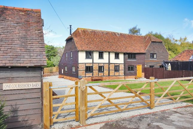 Thumbnail Semi-detached house for sale in Coursehorn Lane, Cranbrook, Kent