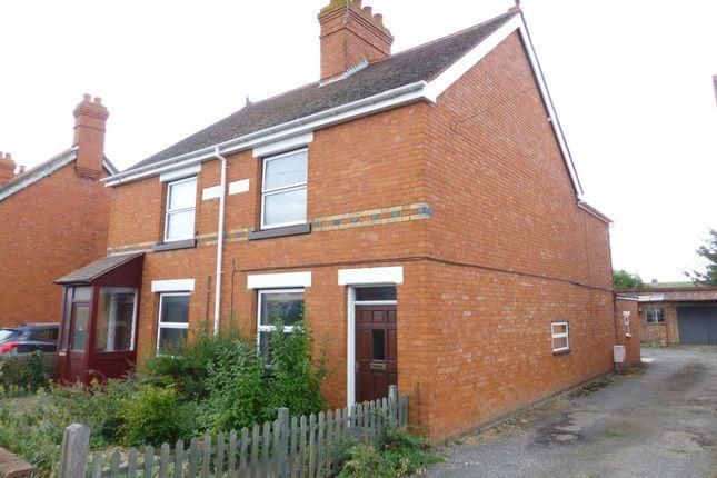 Thumbnail Semi-detached house for sale in Bretforton Road, Badsey, Evesham
