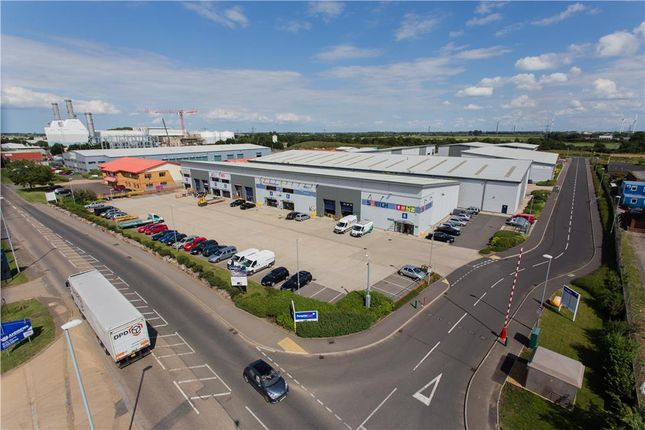 Thumbnail Light industrial to let in 6 Titan Drive, Peterborough, Cambridgeshire