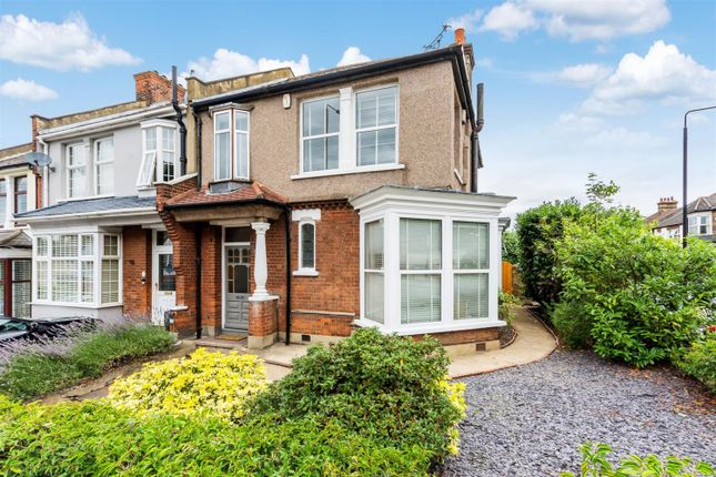 Thumbnail End terrace house for sale in Bostall Hill, Abbey Wood, London