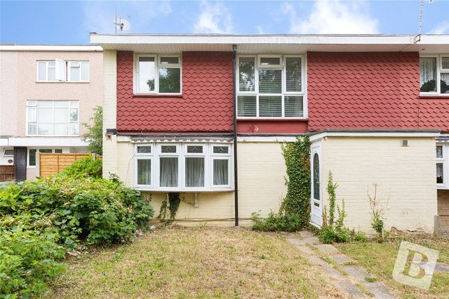 Thumbnail End terrace house for sale in Belstedes, Basildon, Essex