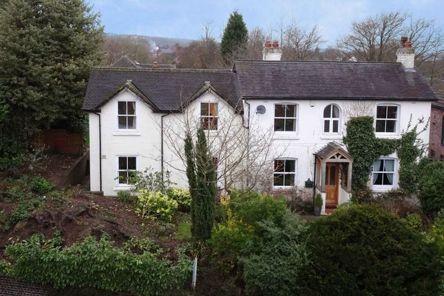 Thumbnail Detached house for sale in Seabridge Road, Newcastle Under Lyme, Staffordshire