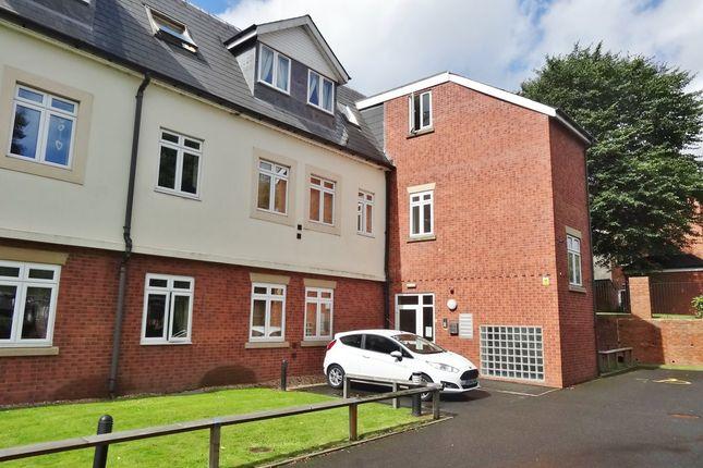 Thumbnail Flat to rent in Birmingham New Road, Coseley, Bilston