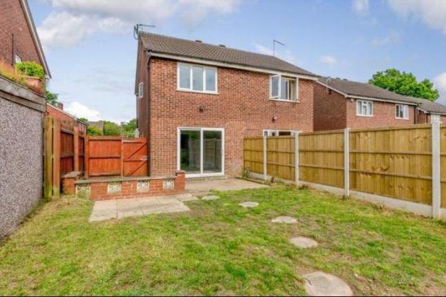 Rear1 of Oak Tree Close, Hucknall, Nottingham NG15