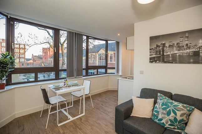 Thumbnail Flat to rent in Nelson Square, Bolton