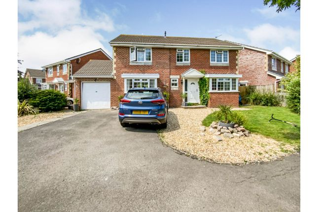 Thumbnail Detached house for sale in Taunton Road, Weston-Super-Mare