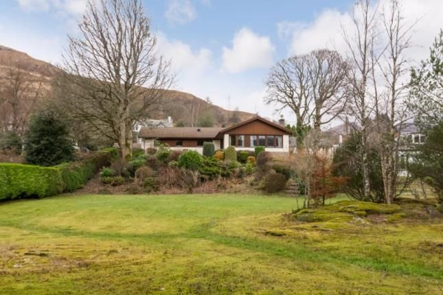 Thumbnail Detached house for sale in Craignavie Road, Killin, Stirlingshire