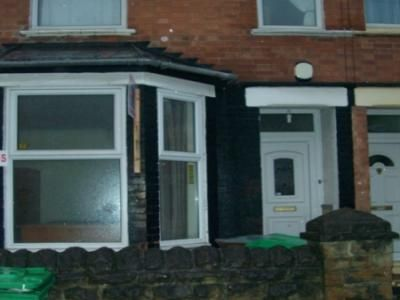 Thumbnail Semi-detached house to rent in Balfour Road, Nottingham