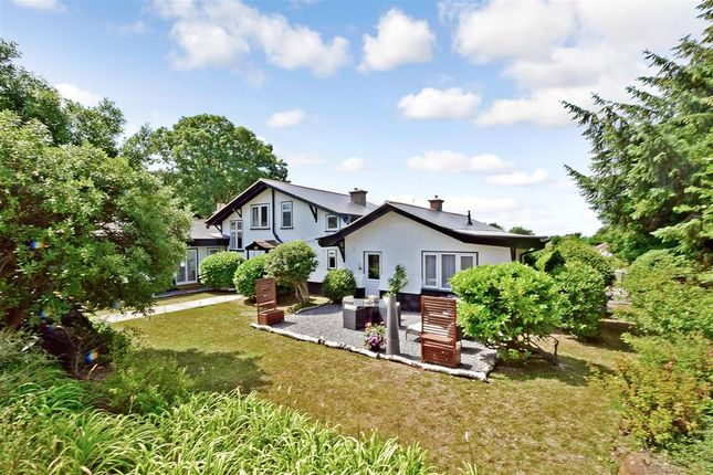 Thumbnail Detached house for sale in Eden Road, Totland Bay, Isle Of Wight