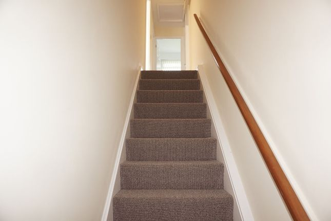 Stairs of Selby Close, Yardley B26