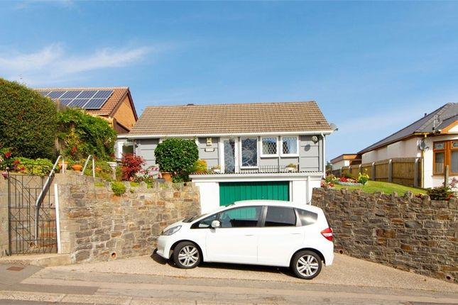 Thumbnail Detached bungalow for sale in Tranch Road, Pontypool, Torfaen
