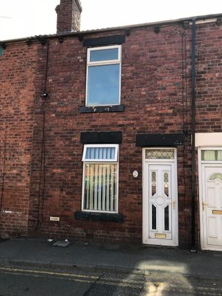 Thumbnail Terraced house to rent in Whitelee Road, Mexborough
