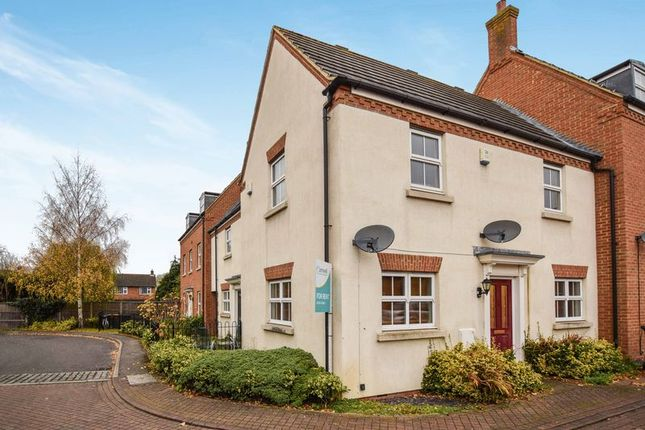 Thumbnail Mews house for sale in Abrahams Close, Bedford