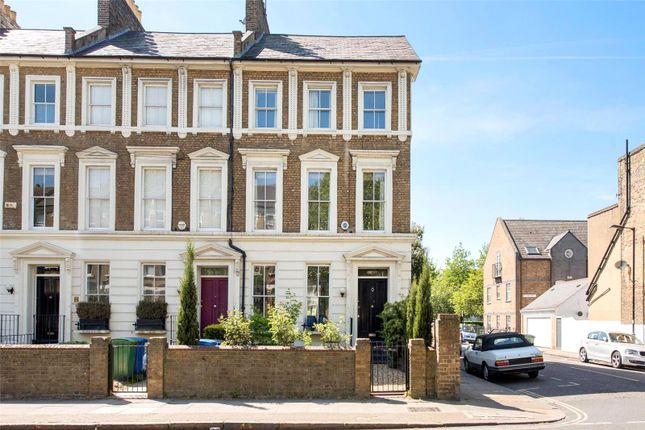 Thumbnail End terrace house for sale in Trafalgar Avenue, London