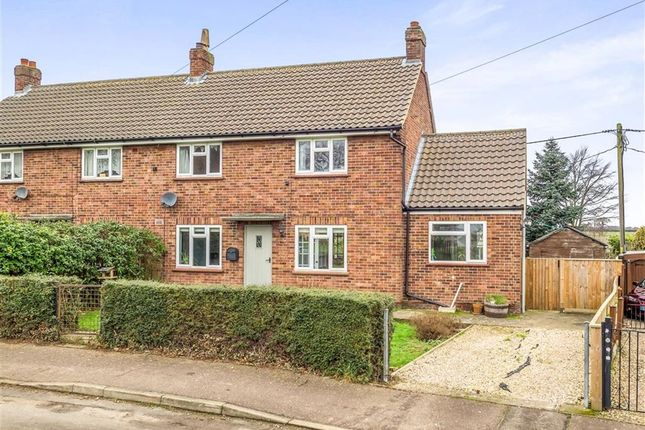 3 bed semi-detached house for sale in Church Close, Banningham, Norwich