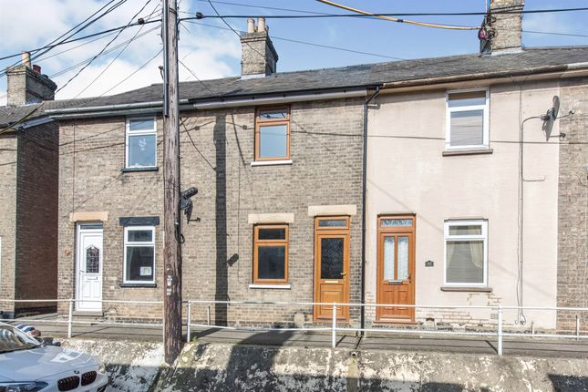 Thumbnail Terraced house for sale in Victoria Road, Stowmarket