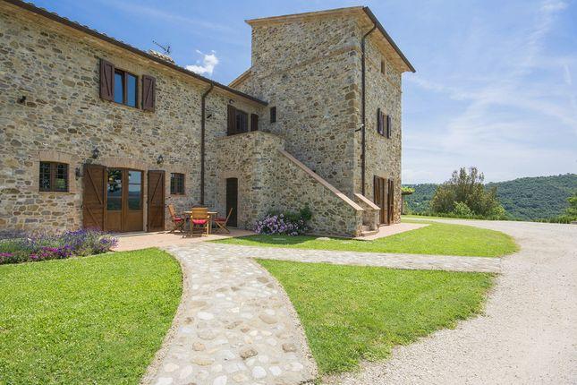 Thumbnail Country house for sale in Località Morrano Vecchio, Orvieto, Umbria