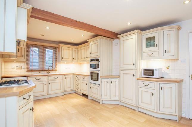 Kitchen of Wardle Court, Whittle-Le-Woods, Chorley, Lancashire PR6