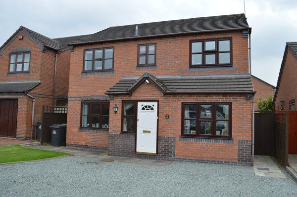 4 bed detached house for sale in Croft Way, Market Drayton