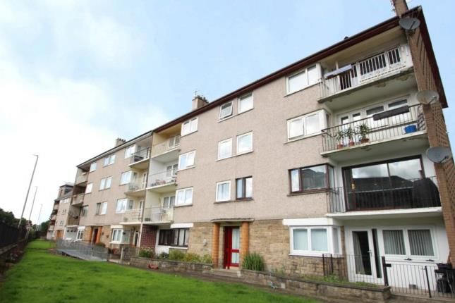 External of Sir Michael Place, Paisley, Renfrewshire PA1