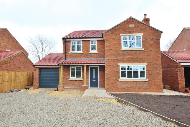 Thumbnail Detached house for sale in Hull Road, Hemingbrough, Selby