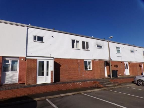 Thumbnail Terraced house for sale in Himbleton Close, Redditch, Worcestershire