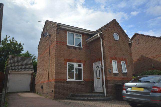 Thumbnail Detached house for sale in Churchfields, Hethersett, Norwich, Norfolk