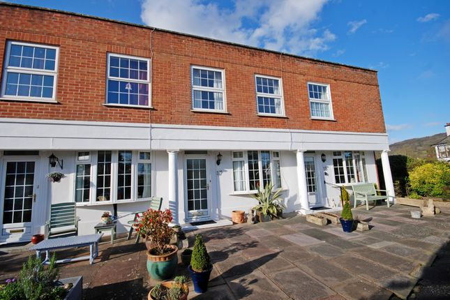 Thumbnail Terraced house to rent in Culver Gardens, Victoria Road, Sidmouth