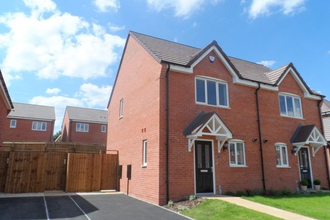Thumbnail Semi-detached house to rent in Berry Maud Lane, Shirley, Solihull