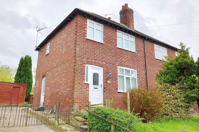 Thumbnail Semi-detached house to rent in Clarendon Road, Hazel Grove, Stockport