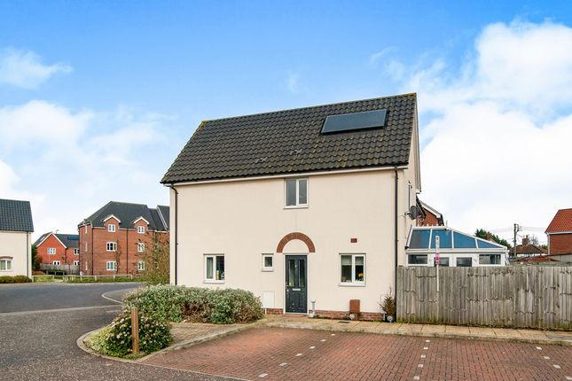 Thumbnail Semi-detached house for sale in Bartrums Mews, Diss