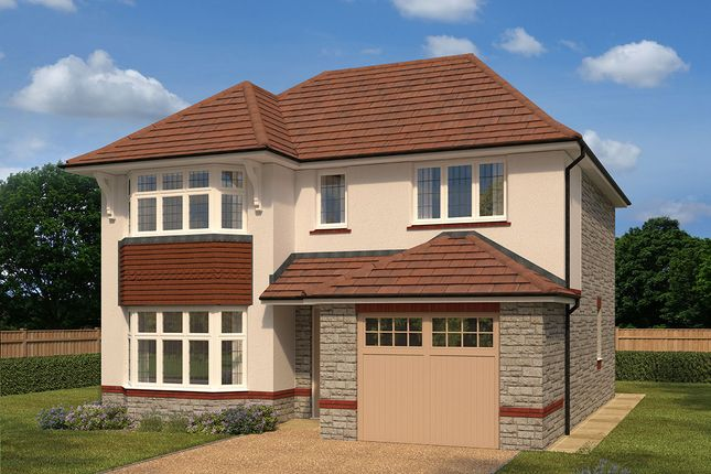 """Thumbnail Detached house for sale in """"Oxford+"""" at Cowbridge Road, St. Nicholas, Cardiff"""