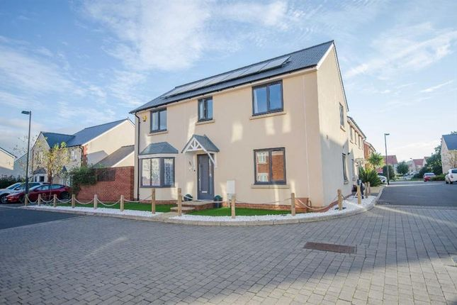 Thumbnail Detached house for sale in Pear Tree Way, Lyde Green, Bristol