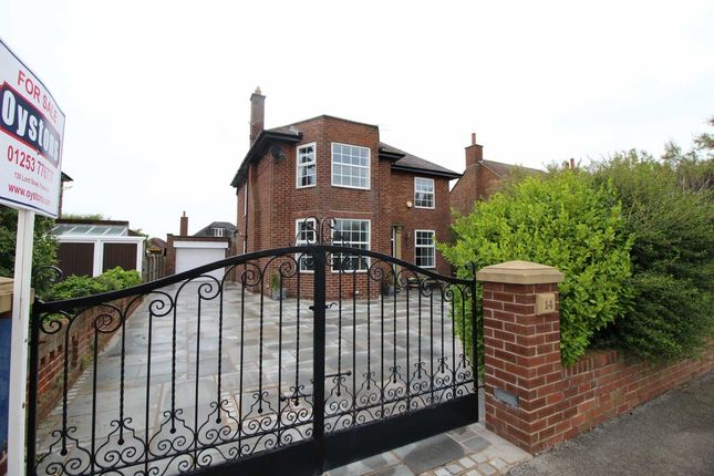 Thumbnail Detached house for sale in West Way, Fleetwood