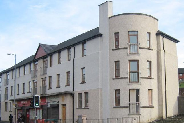 3 bed flat to rent in Royston Road, Glasgow G21
