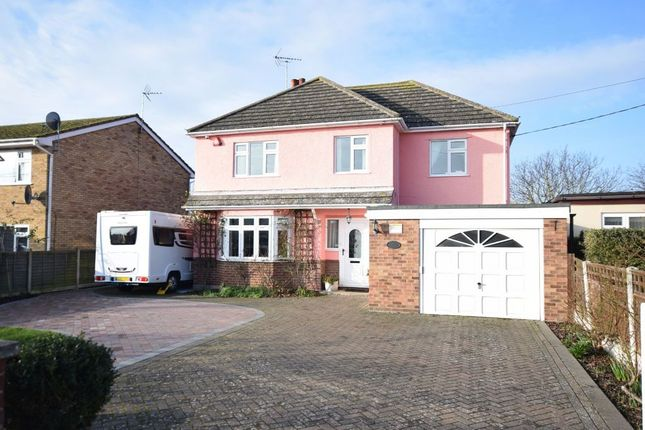 Thumbnail Detached house for sale in St. Clairs Road, St. Osyth, Clacton-On-Sea