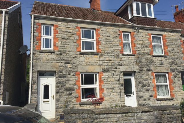 Thumbnail Terraced house to rent in Park Road, Street