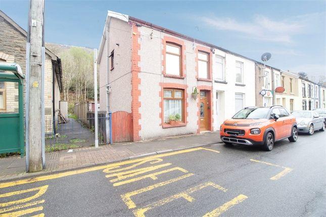 2 bed end terrace house for sale in Brook Street, Blaenrhondda, Treorchy, Mid Glamorgan CF42